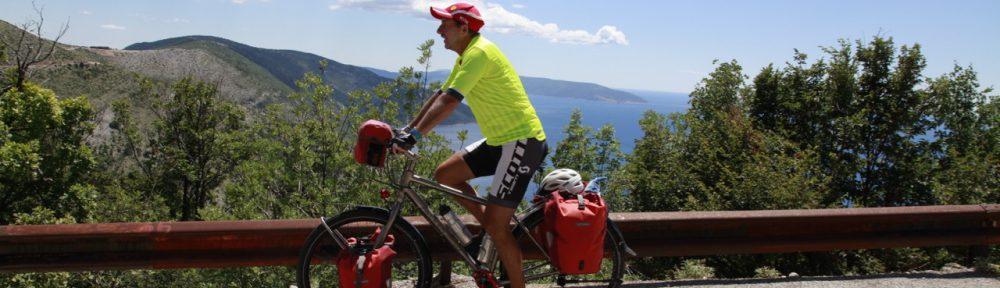 Leben atmen – Europatour mit dem Fahrrad 2018