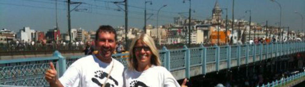 Leben atmen – mit dem Fahrrad von München nach Istanbul 2500km
