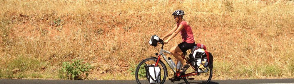 Leben atmen – Fahrradreise 2012 von Obergriesbach nach Marrakesch mit 4200 km
